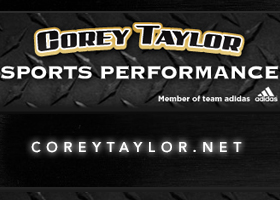 Corey Taylor Sports Performance